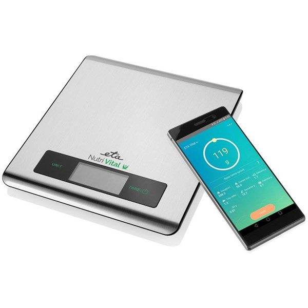 ETA Nutri Vital 079090000 nutritional kitchen scale with smart application