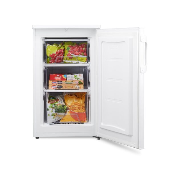 Freezer ETA 254290000E, Drawers